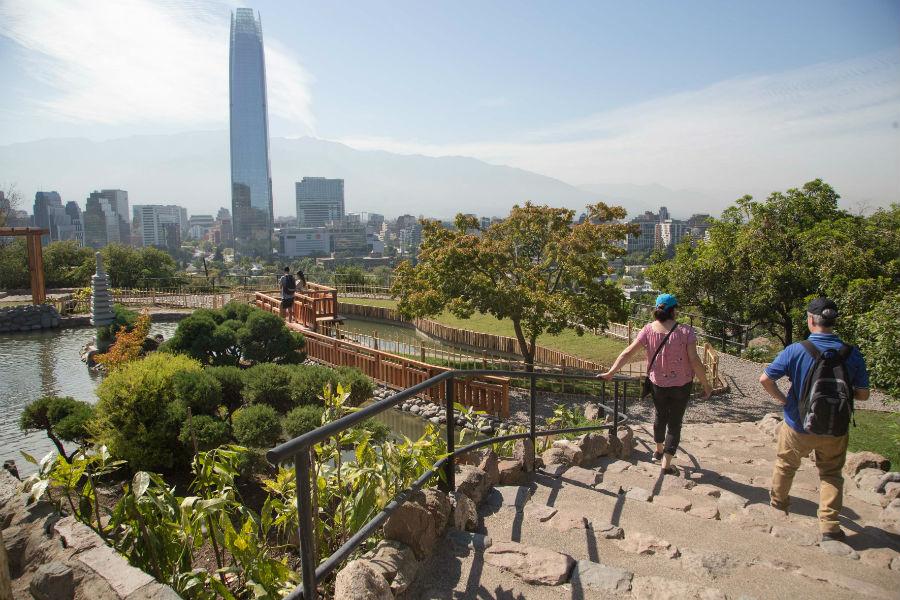 Jardín Japonés (Parque Metropolitano)