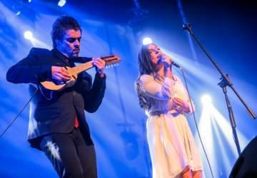 Javiera y Angel Parra recordarán a Violeta con un concierto en su natalicio