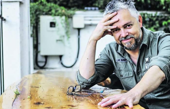 Jorge Baradit lanzará su nuevo libro Héroes 2 a través de un streaming gratuito