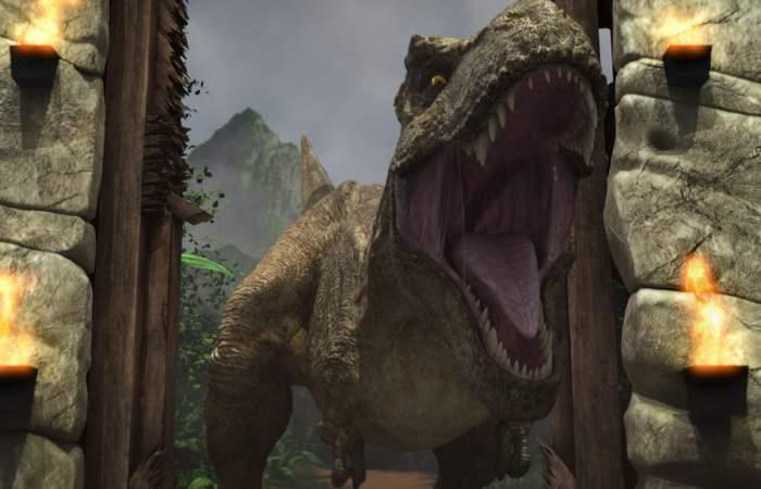 Los dinosaurios están de vuelta en la aventura animada Jurassic World: Campamento Cretácico