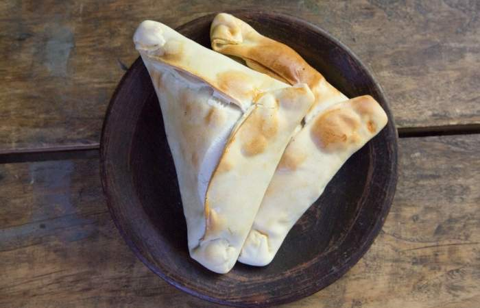 Receta de empanadas de pino al horno de un chef premiado