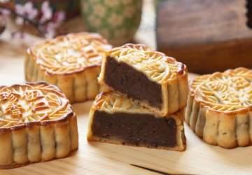 El tradicional pastel de Luna que puedes probar por tiempo limitado en Mama Chaus