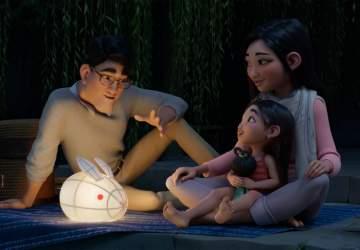 Más allá de la Luna: una emotiva y mágica aventura animada en Netflix