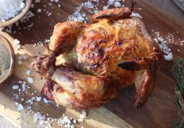Neighbor: el nuevo pollo asado al carbón que te quitará el sueño