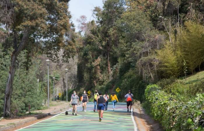 El Parque Metropolitano estrena su horario de verano con más horas para subir a pasear y hacer deportes