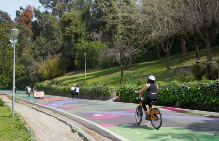 El Parque Metropolitano reabre sus puertas a los ciclistas y celebra sus 103 años