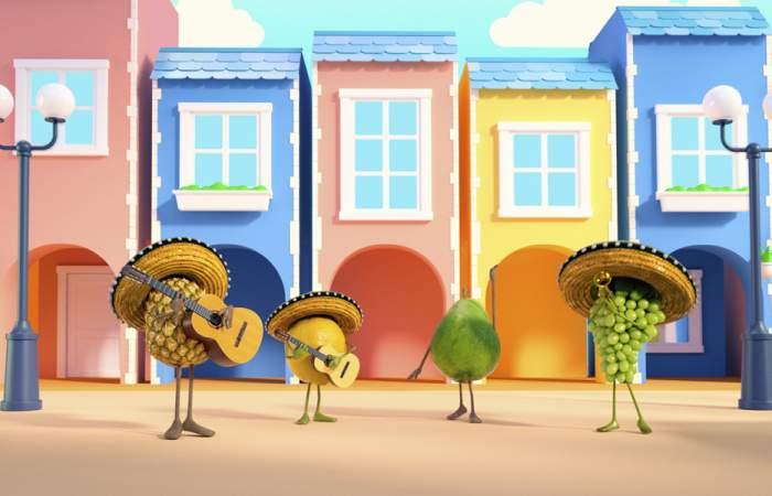 """""""Historias del agua + el jugo de fruta"""": conoce la nueva serie animada de Agua MAS"""