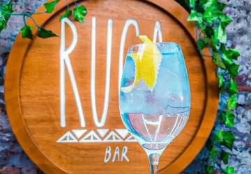 La irresistible promoción de gin a luca con la que se luce Ruca Bar