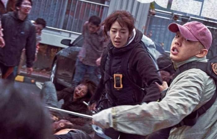 Un virus mutante ataca Corea en #Vivo, la película de zombies que todos están viendo en Netflix