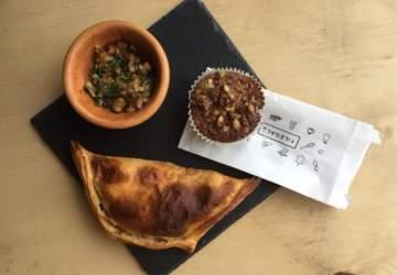 I.legal Food & Wine: las imbatibles empanadas del ex sous chef de Boragó