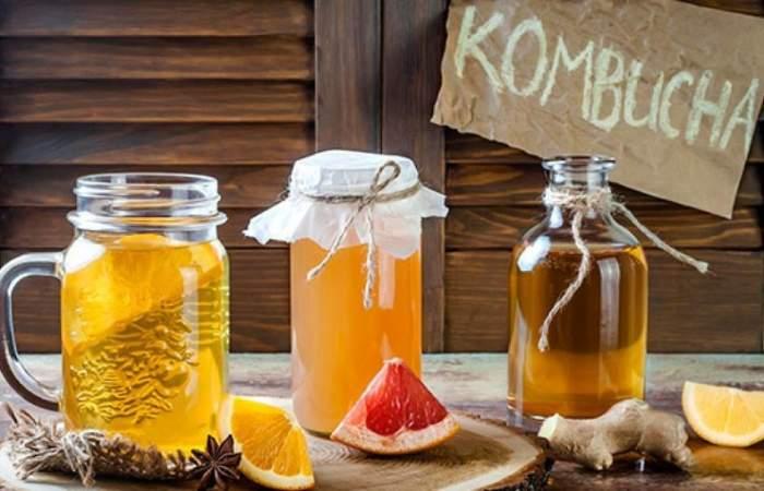 Cómo hacer kombucha, el té milenario que desintoxica y mejora la piel