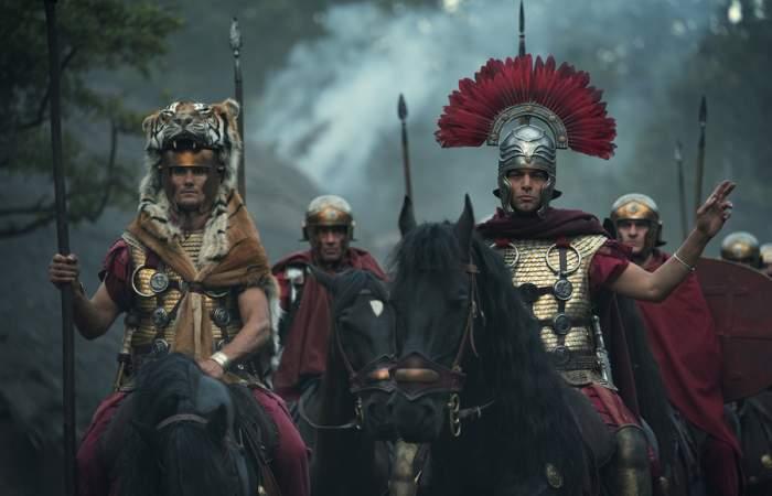 Bárbaros: la serie alemana que revive un pasaje clave de la historia europea