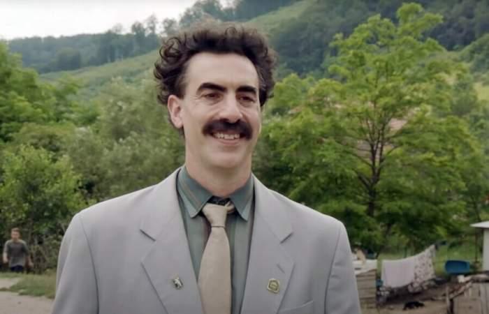 Borat: subsequent moviefilm, el periodista kazajo retorna a EE.UU. en la inesperada secuela que debuta en Amazon Prime
