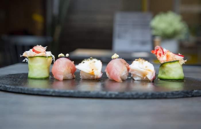 Do Sushi: el nuevo local con sushi de lujo y precios accesibles en Providencia