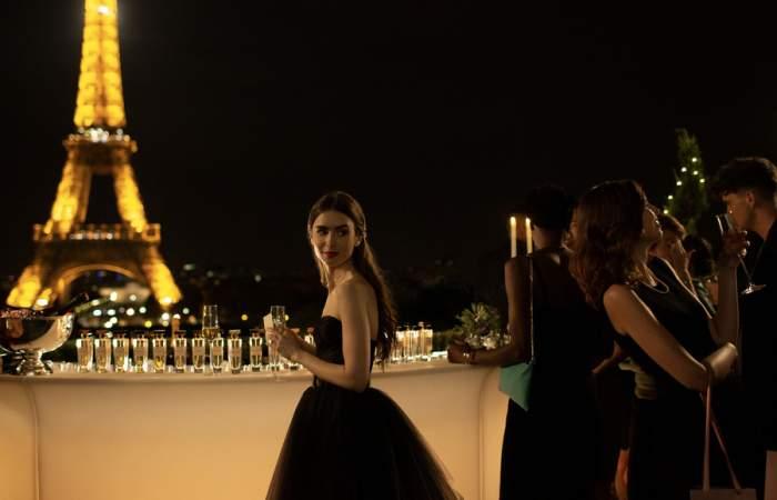 Emily en París es el nuevo e imperdible placer culpable de Netflix