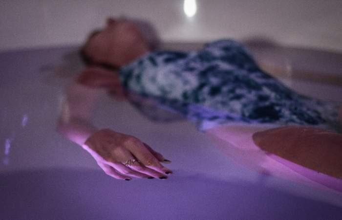 Float, el lugar donde flotas y descansas como si duermieras por tres días seguidos