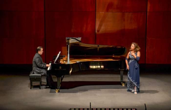 El Día de la Ópera se celebra con concierto gratuito de la soprano Cristina Gallardo-Domâs
