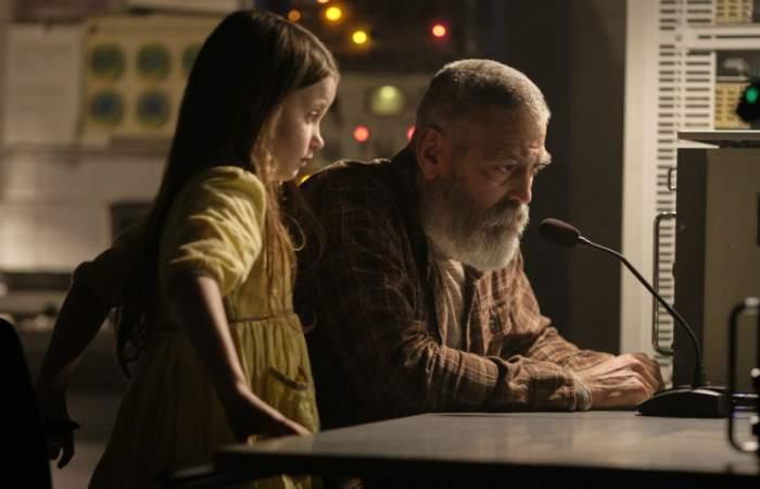 Revisa el tráiler de Cielo de medianoche, la nueva película de George Clooney