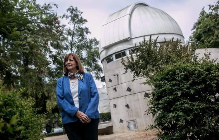 La astrónoma María Teresa Ruiz contará los secretos del Universos en una charla gratuita por Zoom