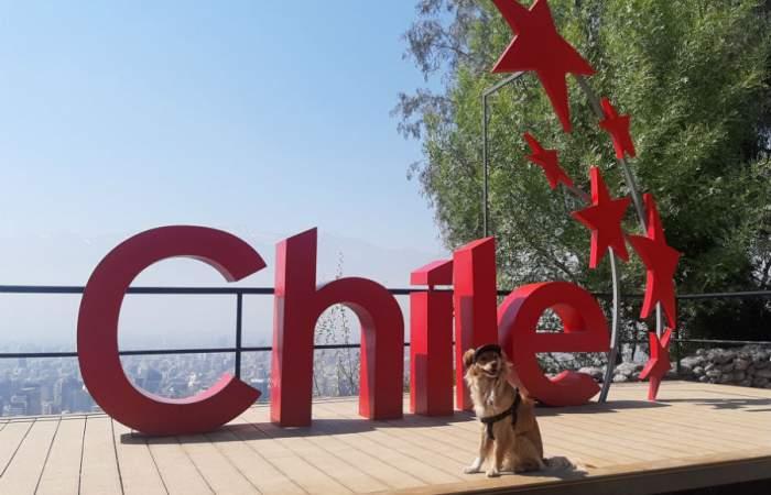 El nuevo mirador del cerro San Cristóbal perfecto para las selfies con la ciudad de fondo