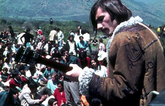 Mira gratis el documental Piedra Roja a 50 años del mítico Woodstock chileno