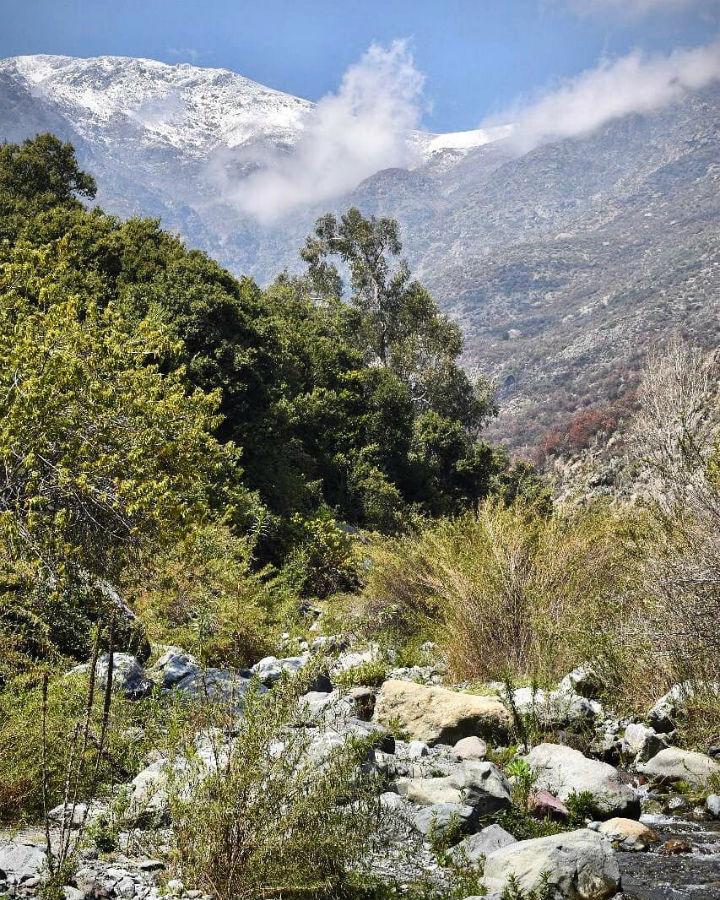 Parque Quebrada de Macul