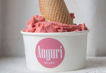 Auguri, los helados 100% artesanales que le dan frescura al Parque Forestal