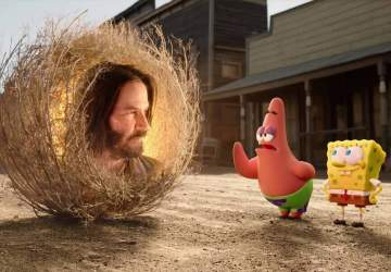 Bob esponja al rescate