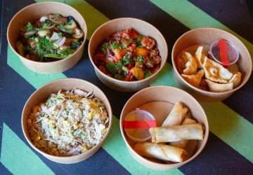 Capon: El único restaurante 100% chifa de Santiago