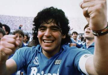 Documental Diego Maradona