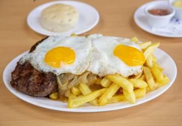 El Pollo Caballo: el clásico restaurante de Av. Matta famoso por sus platos con baranda