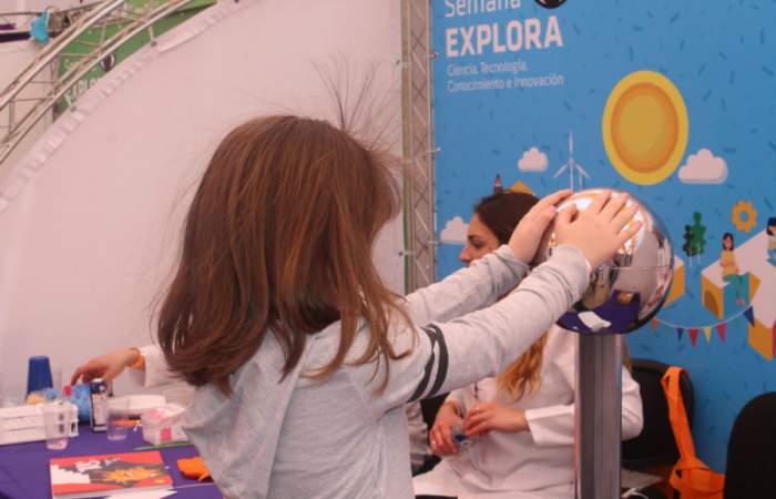 Gratis: El festival científico con realidad aumentada y un programa de TV