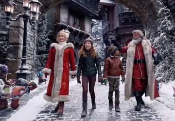 Las crónicas de Navidad 2: nuevas aventuras en el Polo Norte