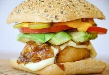 Sabrosas y amigables con el planeta: dónde probar las mejores hamburguesas veganas