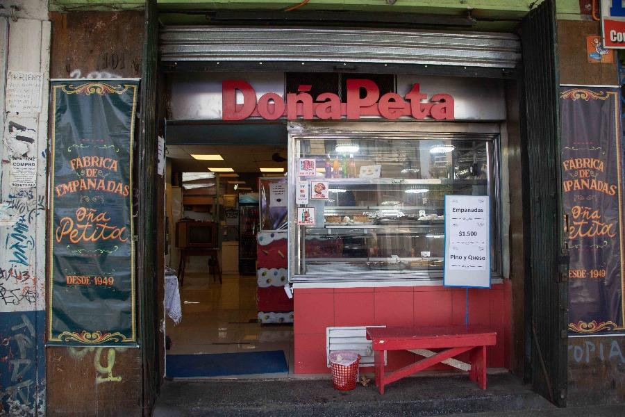 Pastelería Doña Peta