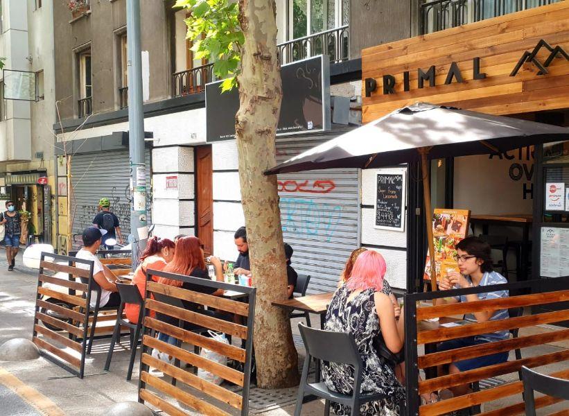 Primal Foods barrio Bellas Artes