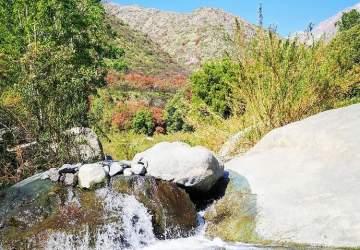 Conoce todos los detalles para hacer trekking durante estos días en el Parque Quebrada de Macul