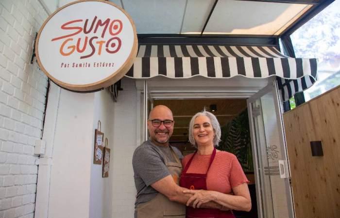 Sumo Gusto: la nueva tienda con todo el sabor del famoso chef Sumito Estévez
