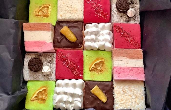 The Meringue Girl: los marshmallows más coloridos e irresistibles