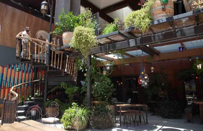 13 sabrosas terrazas escondidas en Santiago para disfrutar el verano