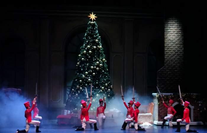 El Teatro del Lago transmitirá gratis el mágico ballet Cascanueces