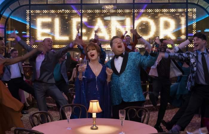 El baile: canciones e inclusión se combinan en el musical con la firma de Ryan Murphy