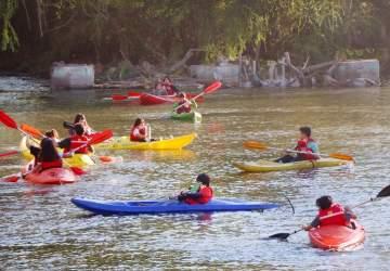 Parque El Trapiche: el pulmón verde que se renueva con un mirador, paseos en kayak y zonas de picnic