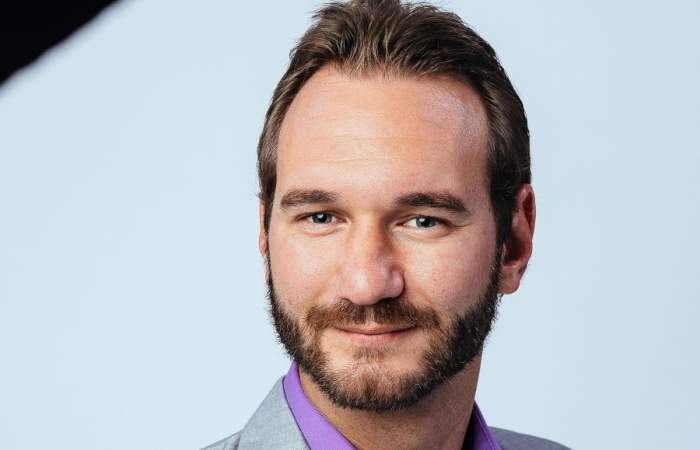 Nick Vujicic dará una charla por streaming exclusiva para Chile