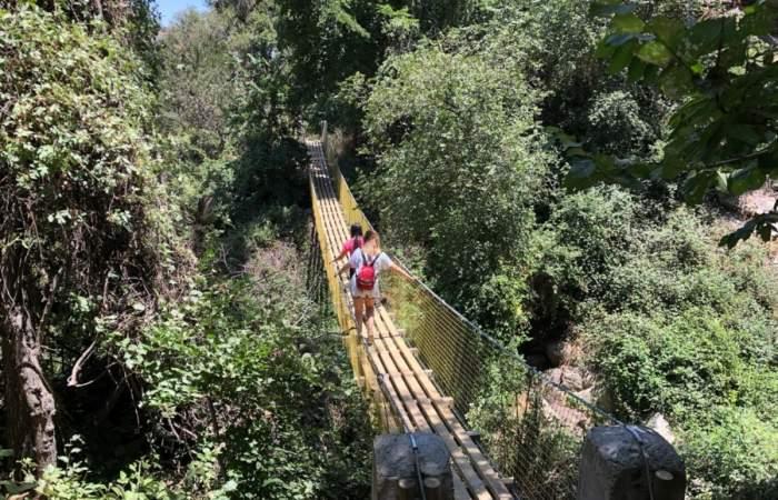 Cuatro parques con recorridos de trekking sólo para mujeres