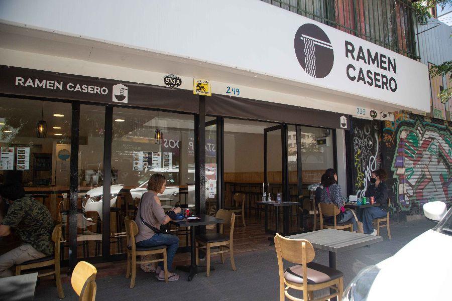 Ramen casero