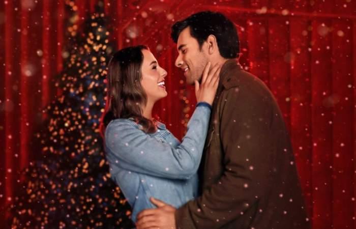Una Navidad en California: el romance florece entre viñas en la nueva comedia romántica de Netflix
