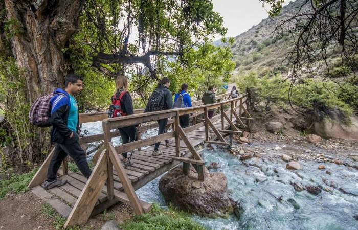 El parque Yerba Loca tendra entrada a $ 1.000 en el Día de las Montañas