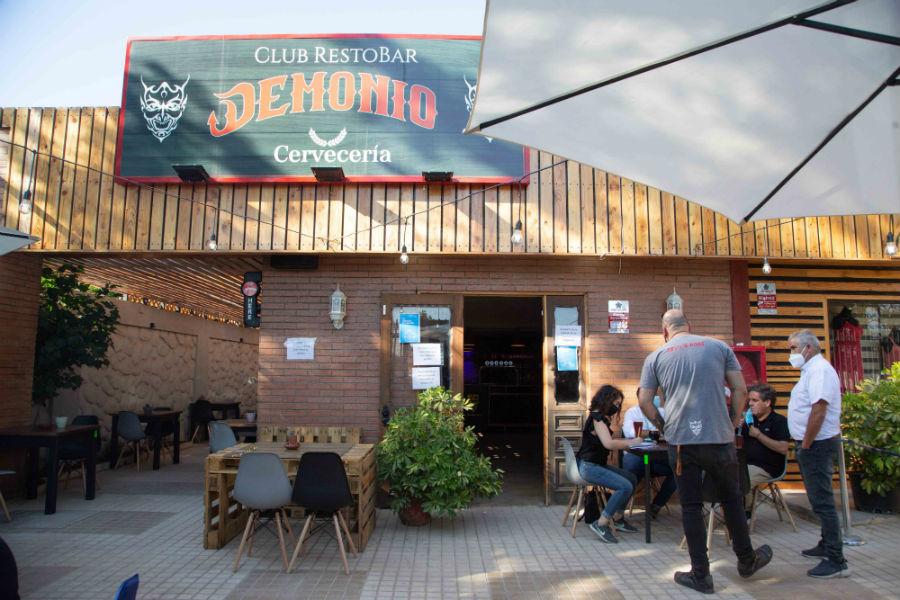 Bar Demonio