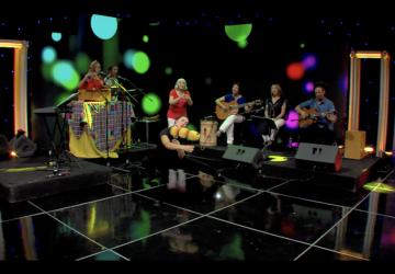 Mazapán hará un colorido concierto donde repasará sus canciones más conocidas